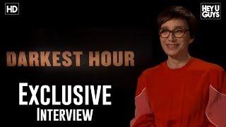 Kristin Scott-Thomas - Darkest Hour Exclusive Interview