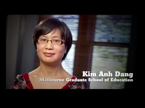 Kim Anh Dang - Melbourne Graduate School of Education