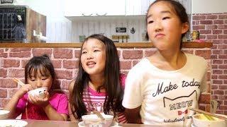 夏休みの楽しい思い出とダル~い二学期の朝三姉妹