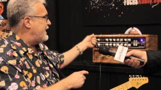 Fuchs Overdrive Supreme Demo ODS II Live from NAMM 2015