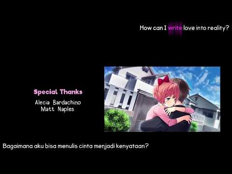 Doki Doki Literature Club! - Your Reality Karaoke Sub Indonesia
