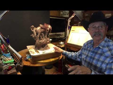 Bill Nebeker — The Cowboy Artist