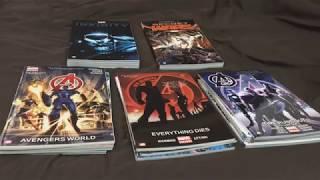 Jonathan Hickman's Avengers Run/Reading Order (Infinity, Secret Wars & More)