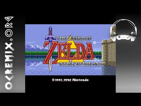 OC ReMix #3171: Legend of Zelda: A Link to the Past 'Dark Horizons' [Dark World] by Sam Dillard