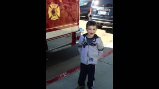 Fire Truck Ride May 2012 (part 4)
