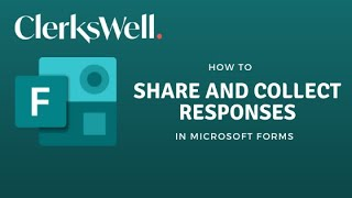 How to Share and Collect Responses in Microsoft Forms