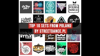 Top 10 Street Dance Sets from Poland 2018!
