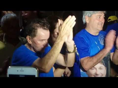 VÍDEO DA PASSEATA: REELEITO COM MAIS DE 41 MIL VOTOS, TOMBA FARIAS COMEMORA VITÓRIA COM PASSEATA EM SANTA CRUZ/RN