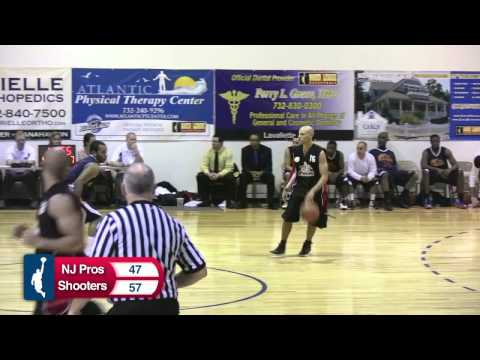 North Jersey Pros vs Toms River Shooters - ACPBL