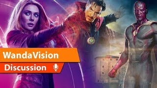 WandaVision to Bend the MCU with Multiverse