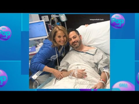 Download Youtube: Katie Couric takes Jimmy Kimmel to get his first colonoscopy