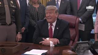 URGENT 🔴President Trump READY to Declare State of Emergency over national Security