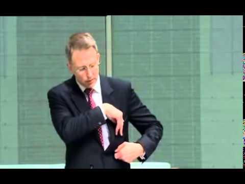 Paul speaks on the Clean Energy Bill 2011