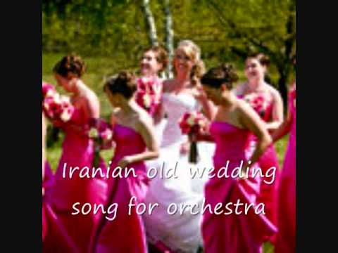 Mobarak BadaIranian Old Wedding Song For Orchestra 0001