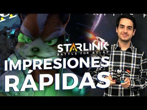 Starlink Battle for Atlas en Nintendo Switch: Impresiones Rápidas