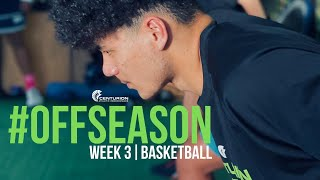 CAPAthletes: Off-Season Basketball, WEEK 3| BASKETBALL CAMP