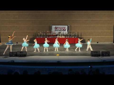 2017 Starz Unlimited Recital- Pre-ballet- April Showers