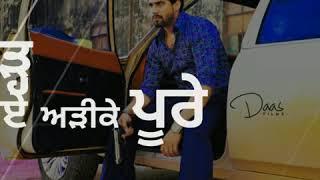 Maut De Saudagar Singga New Punjabi Song WhatsApp Status New Song Status