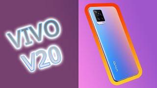 ОБЗОР | Vivo V20 - самый красивый середнячок с отличной камерой