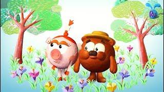 Урок №22 «Весна»|Онлайн школа русского языка в помощь иностранным детям, изучающим русский язык