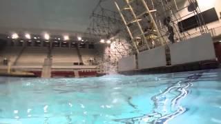 Entwarnung UnterwasserTrampolin funktioniert