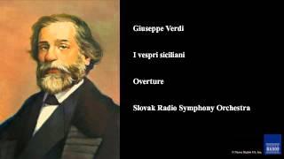 Giuseppe Verdi, I vespri siciliani, Overture