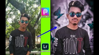 Background Change manipulation in picsArt N lightroom / photo editing / CB photo editing/
