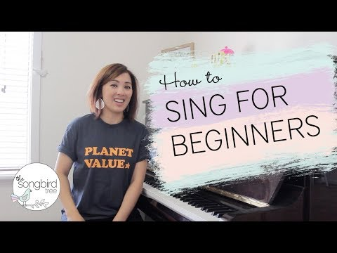 How To Sing For Beginners