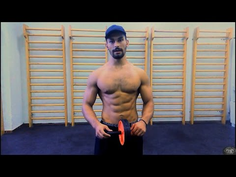 Ab Roller Extreme Progressive Exercises (BEAST MODE)