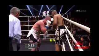 Roy Jones Jr vs Scott Sigmon highlight