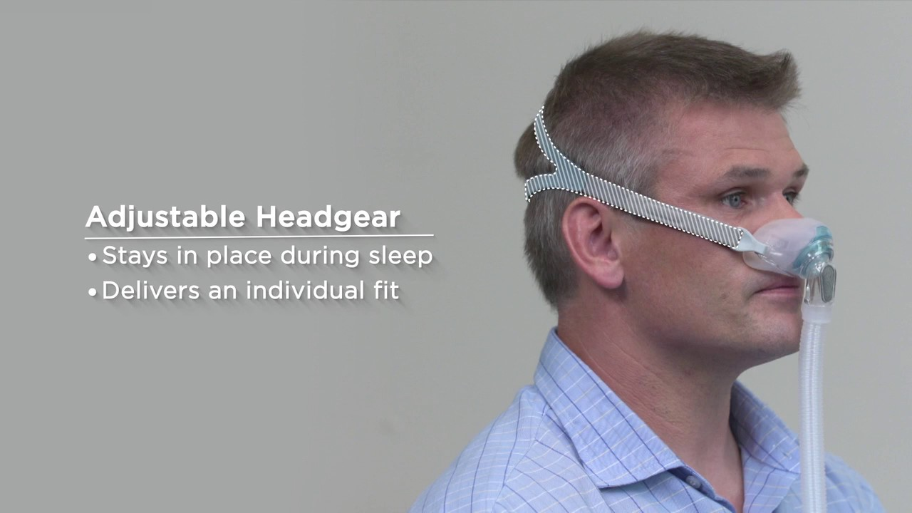with philipsrespironics nasal cradle mask headgear fitpack pillows pillow view optilife cpap cushions nose side