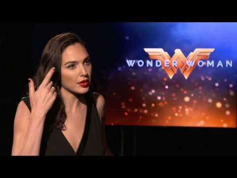 Wonder Woman Interview - Gal Gadot