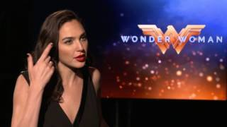 Wonder woman interview with gal gadot.subscribe to our main channel ► http://bit.ly/flickssubscribesubscribe for more clips, trailers & interviews http://b...