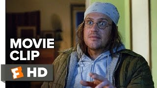 The End of the Tour Movie CLIP - The Internet (2015) - Jason Segel, Jesse Eisenberg Movie HD
