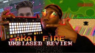 AKAI Fire: Unbiased and Unpaid Review   FL Studio 20 MIDI Controller