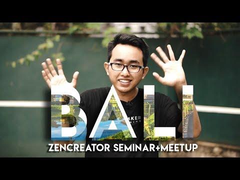 NYOK MERAPAT YANG DI BALI!!! SEMINAR+MEETUP with Daunnet!!! Free!!!