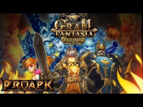 Gramfantasia Genesis Gameplay iOS / Android