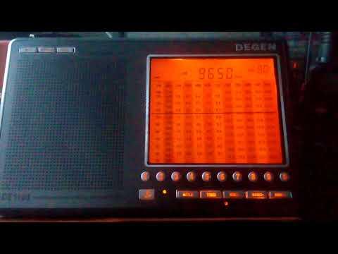 Radio Guinea - Conakry - 9650 kHz