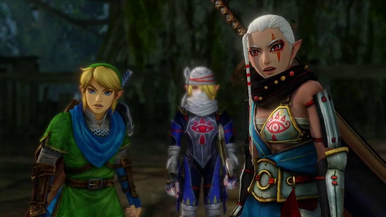 How to defeat gohma in hyrule warriors - Hyrule Warriors Wii U 3ds Walkthrough Faron Woods Boss Gohma Hard Mode Part 3