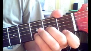Весна на Заречной улице (Аккорды на гитаре Am)