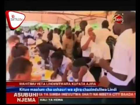 Wanaomaliza VETA Lindi Na Mtwara Kupata Ushauri Wa Ajira