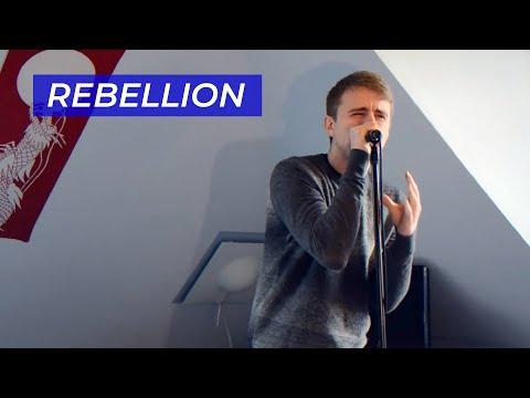 Rebellion — Linkin Park cover