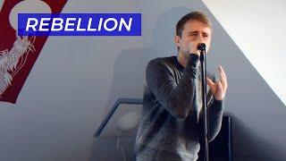 Linkin Park - Rebellion cover