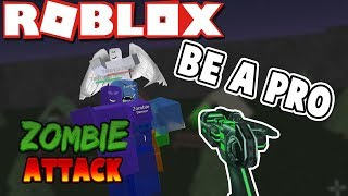 PRO TIPS ZOMBIE ATTACK ROBLOX
