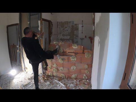 Nouveau chantier démolition étage