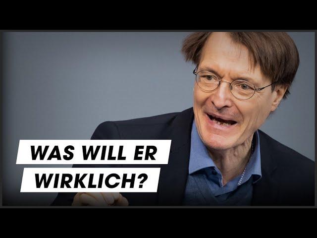 Die Wahrheit über Karl Lauterbach