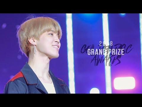 180111 GDA Album of the Year Grand Prize - BTS JIMIN / 방탄소년단 지민 4K
