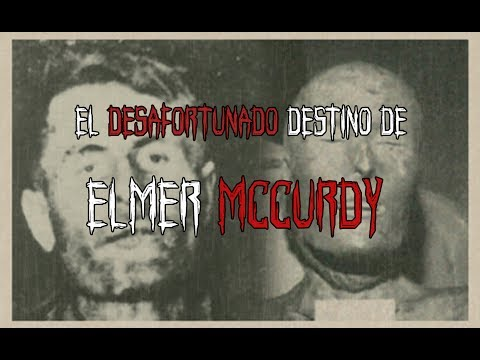 Elmer Mccurdy Six Million Dollar Man