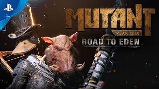 Mutant Year Zero: Road to Eden - Launch Trailer | PS4