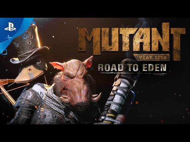 Mutant Year Zero: Road to Eden - Launch Trailer | PS4
